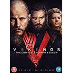 Vikings Complete Season 4 [DVD] [2017]